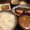 とよ吉 - 料理写真:さばの味噌煮定食(680円)