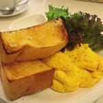 自然の里レストラン - スペシャルモーニング650円