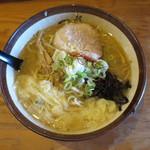 麺屋 つくし - 味噌ラーメン ワンタン