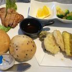 ダイニングカフェ M - 料理写真: