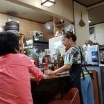 中華料理叙香園 - 店内