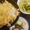 まつお - 料理写真:カツ丼