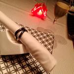 翆陽 - テーブルセット