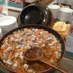 レストラン 彩巴 - のっぺ煮