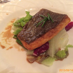 アモーレ・アベーラ - アベーラランチ お魚選択:平目 2015/09/25訪問