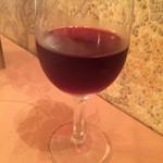 アモーレ・アベーラ - ドリンク写真:drink|ノンアルコールワイン 2015/09/16訪問