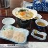 北彩市場 下北名産センター - 料理写真:単品の「みそ貝焼き (540円)」と「帆立刺し (540円)」