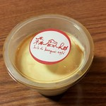 スィート・ドゥ・バラック・カフェ - 料理写真:プリン(162円)