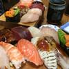 よしすし - 料理写真:上にぎり 2000円