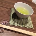 GREEN TEA RESTAURANT 1899 - ウェルカム煎茶:ここまでは素晴らしかった・・・
