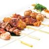 とり鉄 - 料理写真:串焼き盛り合わせ