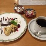グリシェンカフェ - デザート