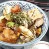 旬亭 - 料理写真:とんカラ丼