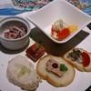 ジ・アトリウム - 料理写真:THE ATRIUM @東京ベイ舞浜ホテル クラブリゾート 1皿目 冷たい前菜類
