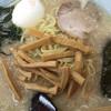 ラーメンショップいわせ - 料理写真:メンマラーメン(中)ゆで卵追加