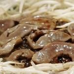 松尾ジンギスカン - ラムハツ(調理済み)