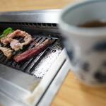 焼肉苑 北園 - 料理写真:焼くべし焼くべし!