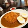 鷲の食卓 - 料理写真:カツカレー