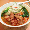 福龍門 - 料理写真:マーラー刀削麺