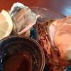 早磯 - 料理写真:岩牡蠣2ケ950円