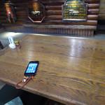 徳澤園 - 1番テーブル