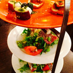 アンジェロ&ミカエル - 料理写真:前菜とサラダ