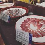 ベースメントシーガーデンオノ - 長崎県松浦直送の新鮮なお魚が、丼に乗せ放題です!