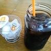 cafe&bar Ruheplatz - ドリンク写真:セットにしたアイスコーヒー¥200