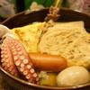 まづいや - 料理写真:おでん盛合せ(1人前600円~)