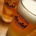 CFT北一倶楽部 - 生ビール&ウーロン茶