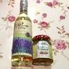 共済農場ふらのジャム園 - ドリンク写真:富良野ワイン白360、690円。白ワインジャム540円です。