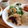 コージーカフェ - 料理写真:Today's Special(車麩のフライ)