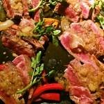 Bar Grandpa - 肉料理