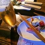 Bar Grandpa - ビールと前菜