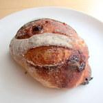 手づくりパン工房Jouet - 柚子とホワイトチョコの天然酵母