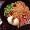 そば処 松屋 - 料理写真:冷やしたぬき蕎麦