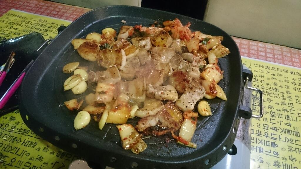 本場韓国家庭料理 信
