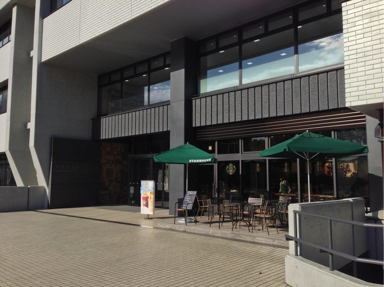 スターバックス 名古屋大学附属図書館店