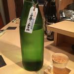 香住 北よし - 香住鶴 山廃仕込 本生 (限定酒)