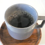 カフェ カラマ - セットメニューのコーヒー(300円)