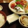 きくやレストラン - 料理写真:お刺身定食 その2