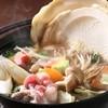 北の台所 おんじき - 料理写真:せんべい汁 ¥1058  どこか懐かし田舎汁