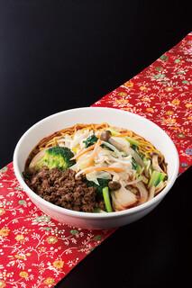 過門香 - たっぷり野菜坦々麺