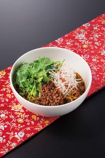 過門香 - たっぷり香菜坦々麺