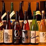 【月曜・土曜日限定】北陸・新潟の地酒1杯サービス
