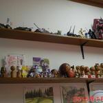 こけし - こけしの中に、日本橋を思わせる人形もチラホラ