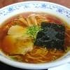 あさかの五麺 - 料理写真:しなそば。