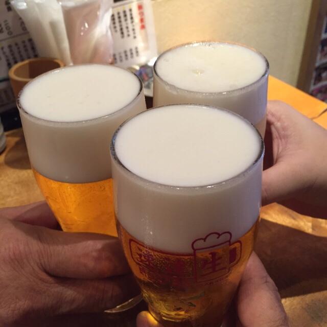 錦三ビア酒場 速達生