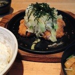 Suzuya - 2度目の来訪:とんかつ茶漬け(普通サイズ)