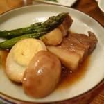 直菊 - 豚の角煮